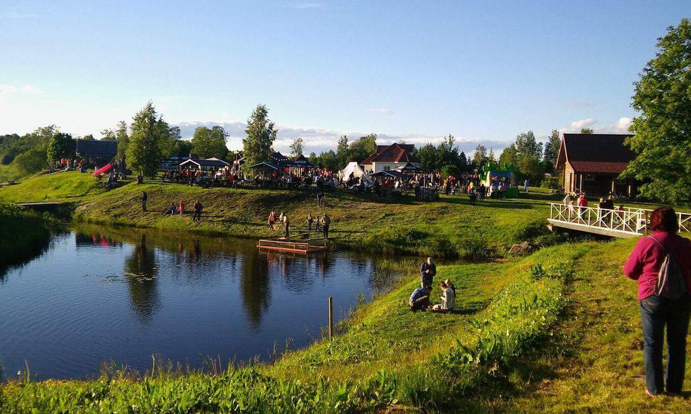 Kaluriküla ( Sauga)